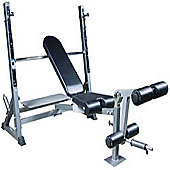 Bodymax Pro Adjustable Olympic Bench