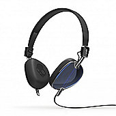 Navigator On-Ear Headphones with Mic Royal Blue/Black