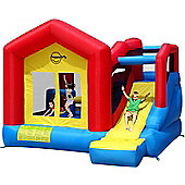 Climb and Slide Bouncy Castle