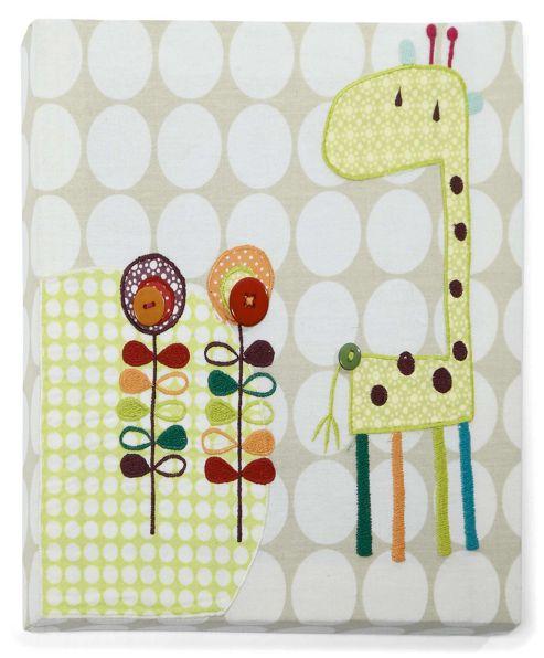 Mamas & Papas - Jamboree - Giraffe Picture