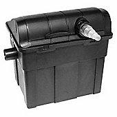 Bermuda - Uv Biological Box Filter / Clarifier - 4500 Litre / 9w