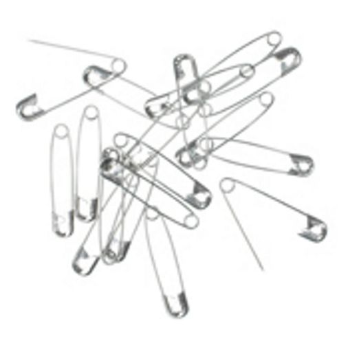 Safety Pins N/P 38mm - 1000 Pk