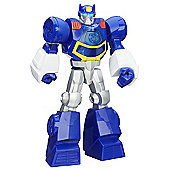 Playskool Heroes Transformers Rescue Bots - Chase The Police-Bot