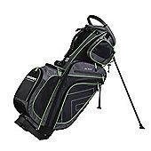 Forgan Of St Andrews Hybrid Golf Stand/Trolley Bag Grey/Green