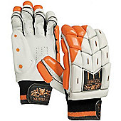 Newbery Uzi Cricket Batting Gloves Mens and Youths Left Handed
