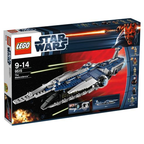 LEGO Star Wars The Malevolence 9515
