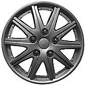"Streetwize Urban X Hurricane 14"" Wheel Cover Set"