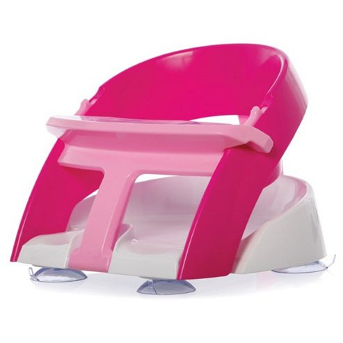 Buy dreambaby premium baby bath seat pink from our bath seats
