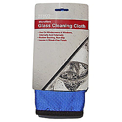 Tesco Glass Cleaning Cloth
