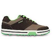 Crocs Mens Preston 2.0 Golf Shoes - Various Colours - 2014 - Multi