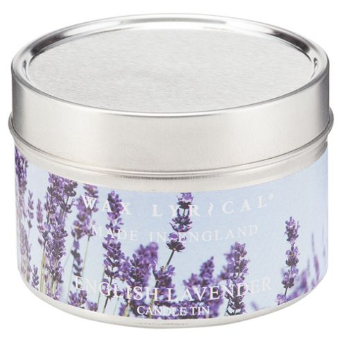 Wax Lyrical Made In England Tin Lavender
