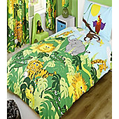 Jungle Bedding - Single Duvet