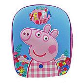 Character Peppa Pig 'Holiday' 3D EVA Backpack