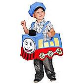 Child Train Toddler Costume