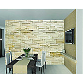1Wall Giant Sandstone Effect Wall Mural