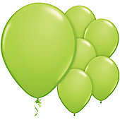 Lime Green Balloons - 11' Latex Balloon (100pk)