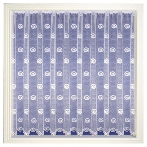 Tyrone Buxton Net Curtain W300xL91cm (118x35