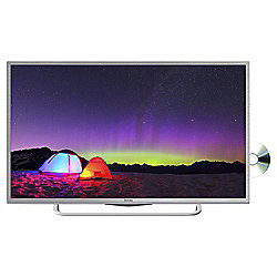 Technika 32F22W-FHD/DVD 32 Inch Full HD 1080p Slim LED TV / DVD Combi with Freeview HD – White