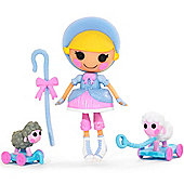 Lalaloopsy Mini Tales Little Bah Peep Doll