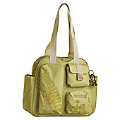Okiedog Nature Namaste Changing Bag, Green