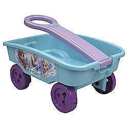 Disney Frozen Pull Along Wagon