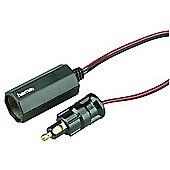 Adaptor from Standard Socket to Lighter Socket