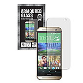 iTravel HTC M8 Armoured Glass Screen Protection