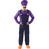 Bad Plumber's Mate Costume Standard