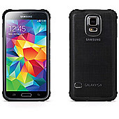 Griffin Survivor Clear Core Case for Samsung Galaxy S5 - Black