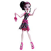 Monster High Black Carpet Fright, Camera, Action - Draculaura Doll