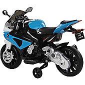 Licensed BMW 12v Kids Electric Motorbike Blue