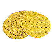 Flex Hook & Loop Sanding Paper Perforated To Suit WS-702 40 Grit Pack 25