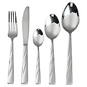 Twirl 26 Piece, 6 Person Cutlery Set