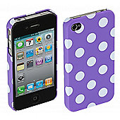 iPhone 4 and iPhone 4s Case Polka Dot