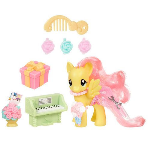 My Little Pony Bridesmaid Pony - Fluttershy