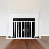 Safetots Multi Panel Fire Surround White 72D x 138W cm