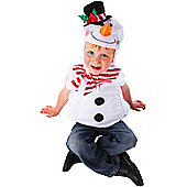 Child Frosty The Snowman Costume