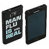 Samsung Galaxy S II Case Man Flu