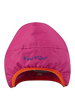 Kozi Kidz Early Years Rain Hat Pink Large