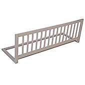 Safetots Wooden Bed Rail Grey