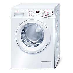 Bosch WAP28378GB Washing Machine 8kg Load 1400rpm A+++ Energy Rating in White