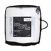 Catherine Lansfield Home 10.5 Tog Egyptian Cotton Quilt - Super King