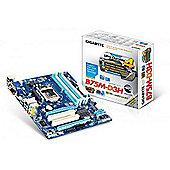 Gigabyte GA-B75M-D3H Motherboard Core i3/i5/i7/Pentium/Celeron Socket LGA1155 Intel B75 Express ATX Gigabit LAN