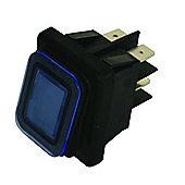 IP65 Ill Switch Blue