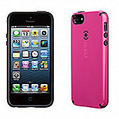 iPhone 5 and iPhone 5s CandyShell Raspberry Pink/Black