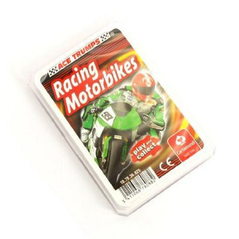 Ace Trumps - Racing Motorbikes - Cartamundi