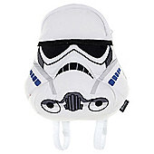 Star Wars Storm Trooper Plush Backpack