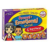 Smart Kids Personal & Emotional Skills Board Games