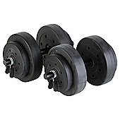 Golds Gym 40lb Vinyl Weight Set