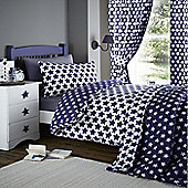 Etoile, Blue Star Junior Bedding